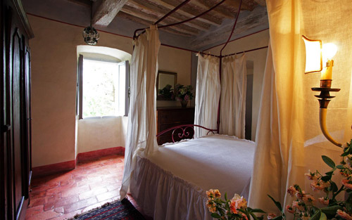 appartamento in villa domus picta